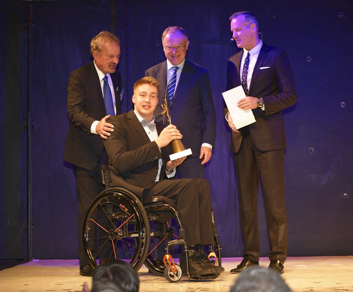 Behindertensportlerehrengaste