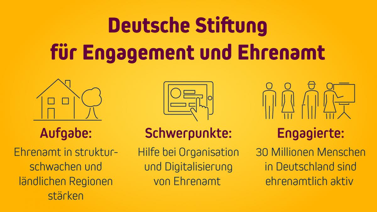 Deutsche Stiftung fuer Engagement und Ehrenamt