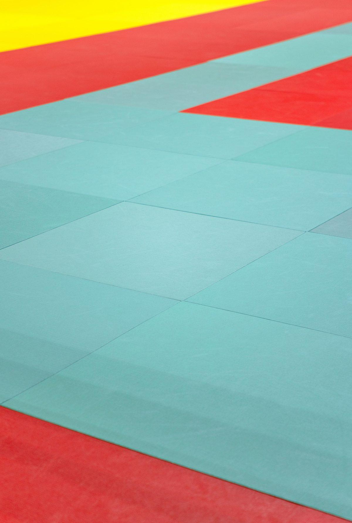 Samuel Henne Fragmente 01 ohne Titel Judo 05