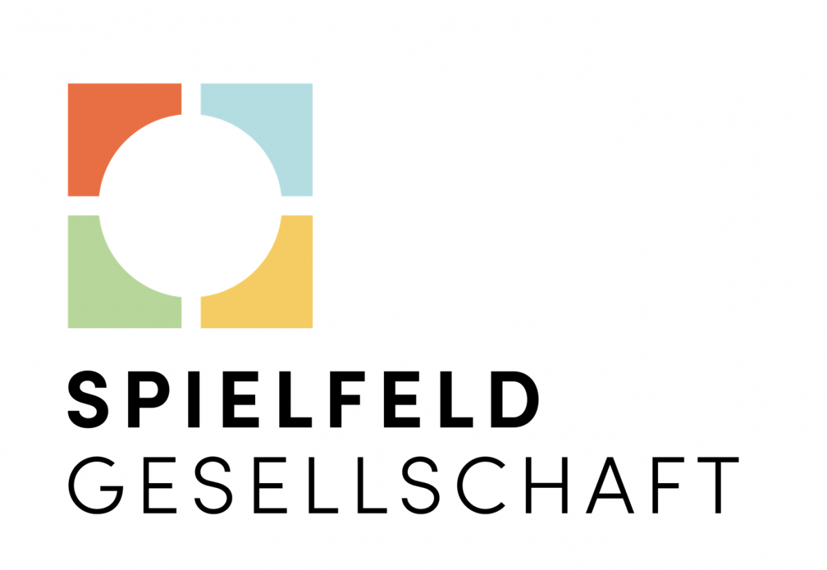 Spielfeld Gesellschaft Logo