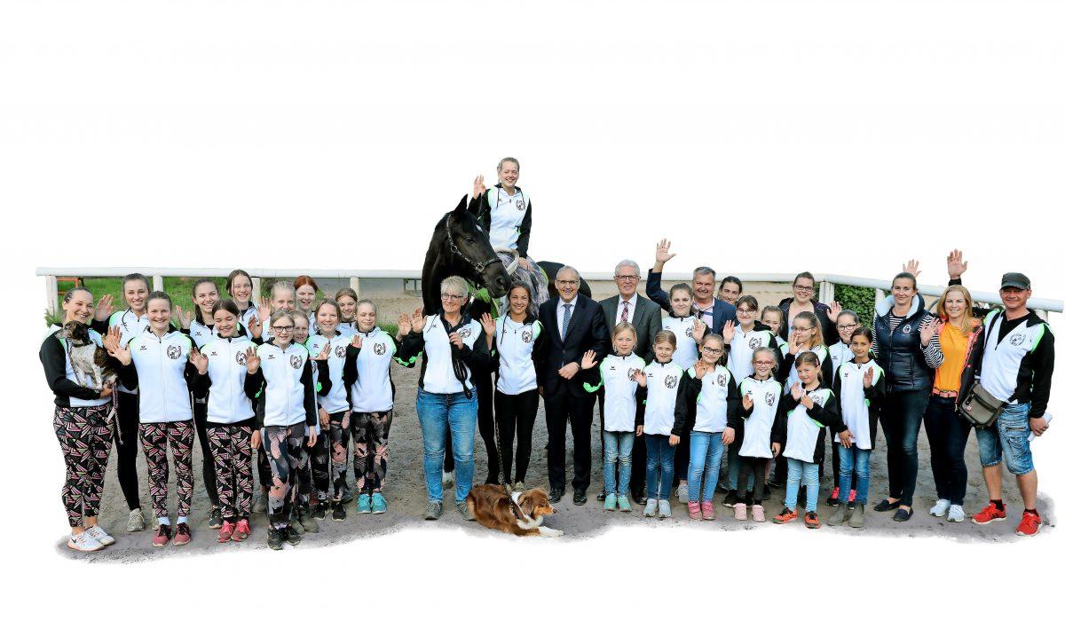 Stiftung Voltigierpferde