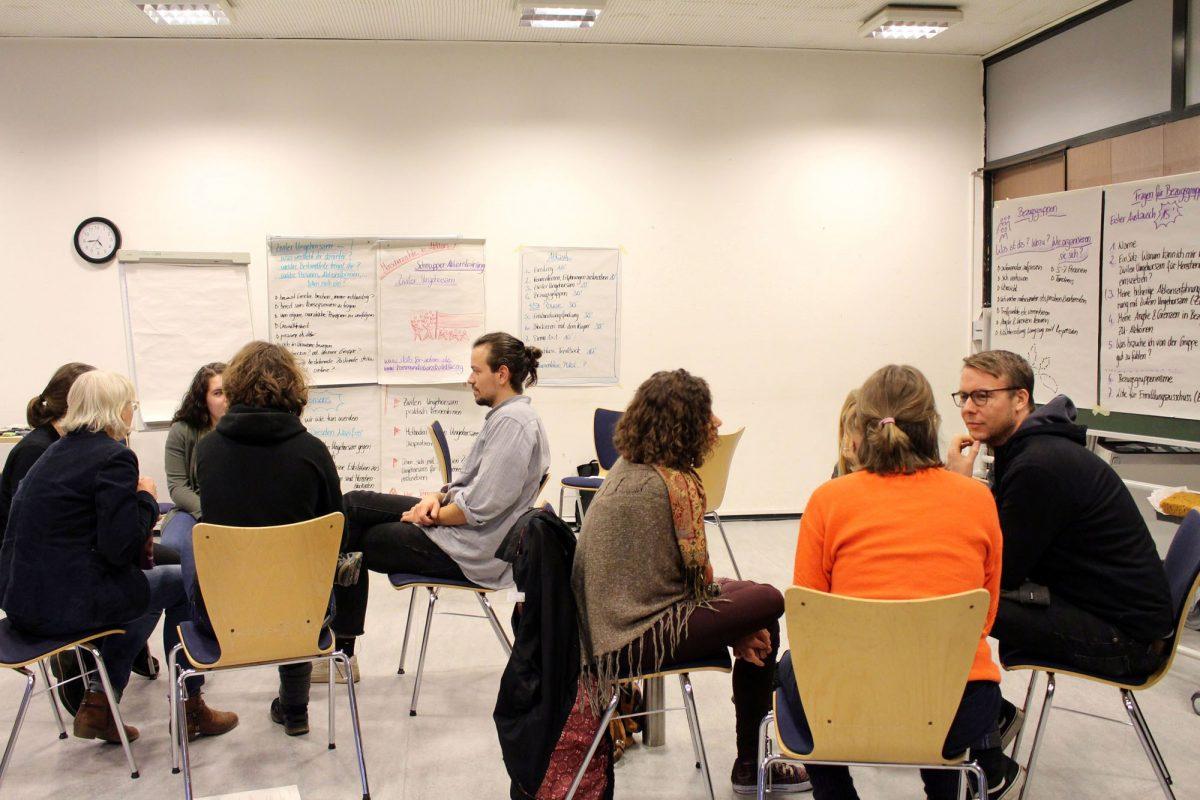 Workshop Aktionstraining