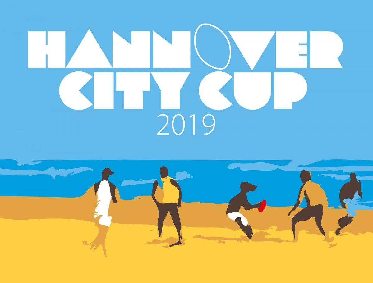 Plakat Hannover City Cup SV Odin