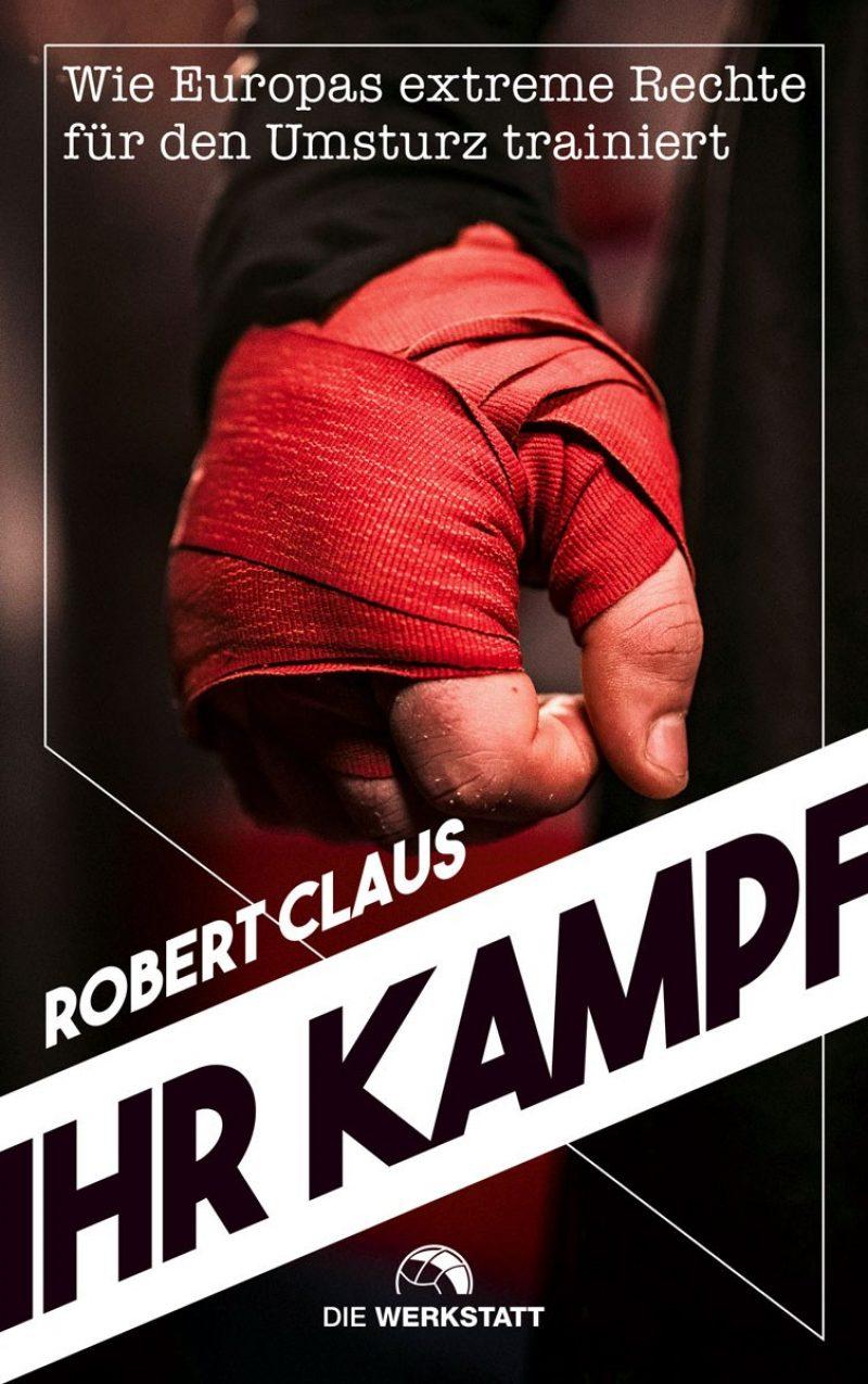 Claus Robert Cover KAMPF