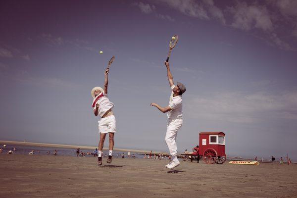 Retro Tennis Borkum Jordi Walder Christoph Damaske