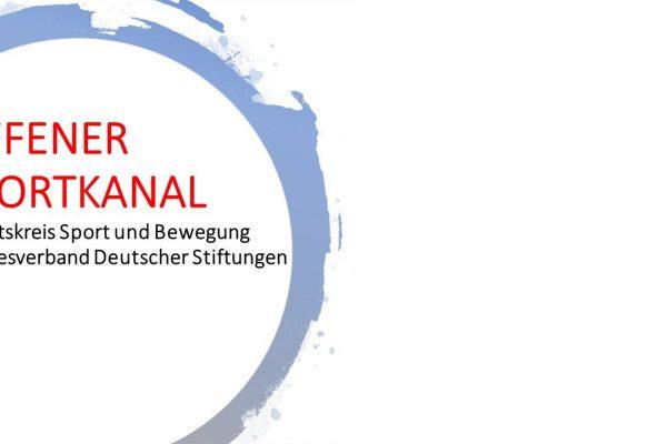 Titelbild Offener Sportkanal