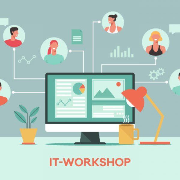 IT Workshop Icon